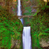 Multnomah Falls ~ Columbia River Gorge National Scenic, OR