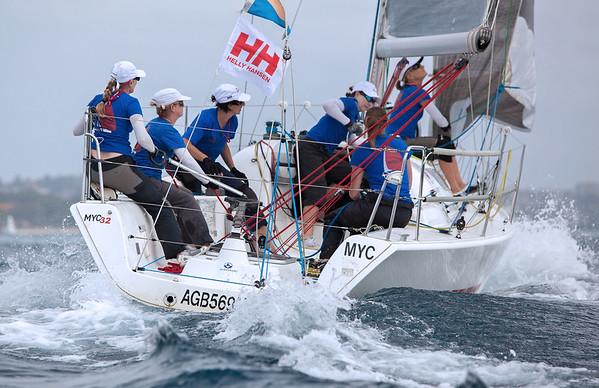 Helly Hansen Women's Challenge 2015