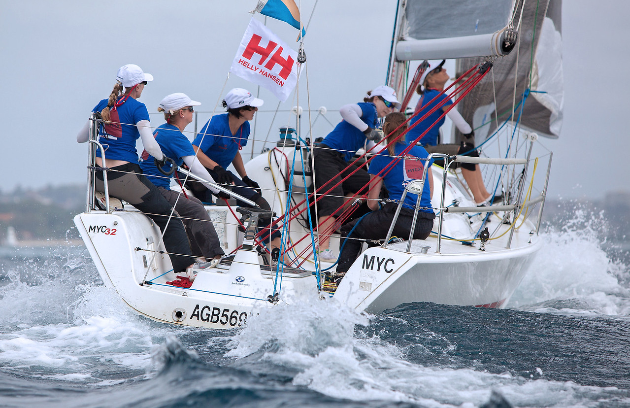 Helly Hansen Women's Challenge 2015