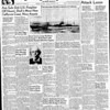 Greeley Daily - Albert Mossoni mining accident article - 1941 Dec 22