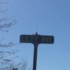 Liley Ave. street sign in Frederick