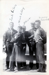 Frederick Miners - Jack and Chuck Liley, Uncle Albert Mossoni