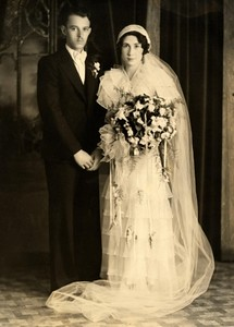 Albert Mossoni and Sally Proietti Wedding