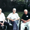 9 July 2003 - Bill Erickson, Fred Spackman, Don Nilson at the 85th Birthday Party for Grandpa Fred.