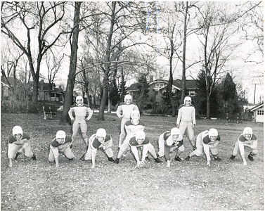 St. Catherine's Football Wildcats 1956 - 1957