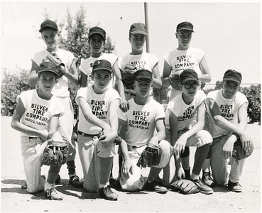 North Denver Legion Baseball Team - circa 1957