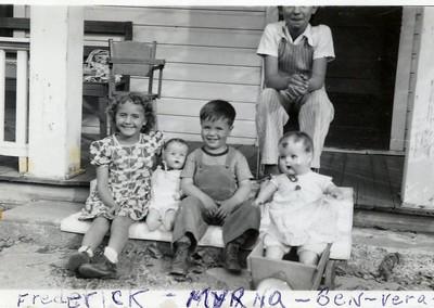 Myrna Dean, Benny in Frederick, Colorado