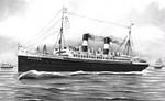 """""""America"""" Ship Gramma Mary, Zia Emma, Sally, Tony took to America"""