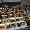 """All of the delicious treats for the """"Januka fiesta"""". Photo by Kimberly Duenas, December 2012."""