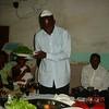 Seder of Pessach 5770- Maror