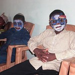 Purim 5771 - Children disguised