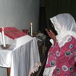 Purim 5771 - Hadlakat nerot (candles lightening)