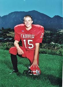 Johnny Fairview Football 1999