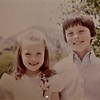 Anna and Danny First Communion 1981