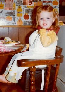 Anna at Berea Kitchen Table