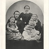 1860 Lars Ericksen and family before sailing to America