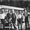 1947 Algonquin park, RCAF wilderness medicine survival, camp