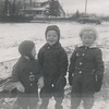 1946 Rick Spackman and kids