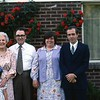 Tanya, Kristina, Grandma (Rowena), Grandpa (Fred), Mom (Dorothy), Dad (Tanya)
