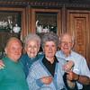 Pepino, Marianina, Edith, Frank in Subiaco 1996 Ocbober