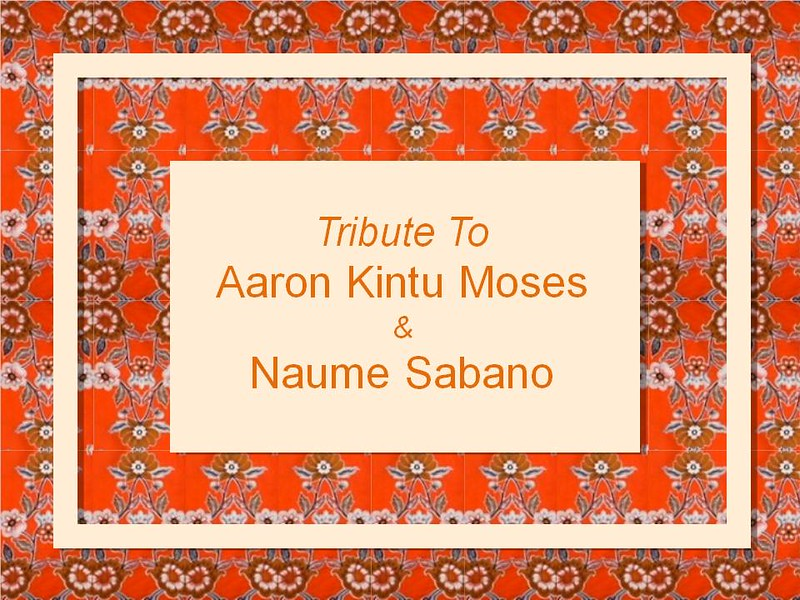 Aaron and Naume Tribute 2012 001