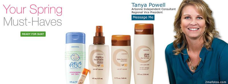 Arbonne International -  Tanya Powell