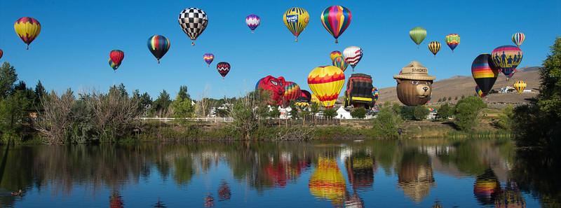 Reno Great balloon race