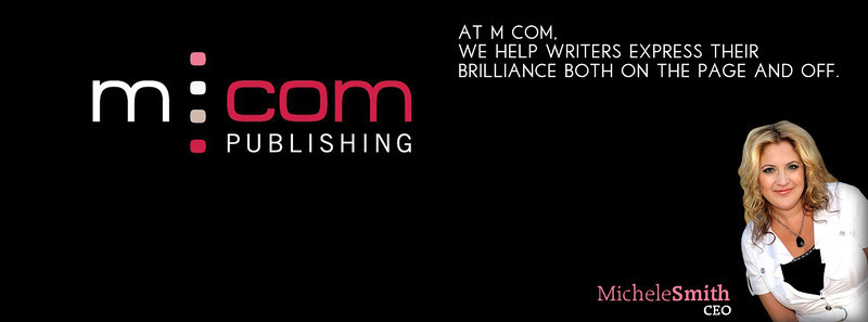 At M Com, we help writers express their brilliance both on the page and off. M Com Publishing is a full service publishing, marketing, and public relations company specializing in customized, full-featured packages for writers, as well as unparalleled customer service and support.