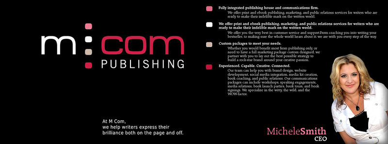 M Com Publishing, CEO Michele Smith