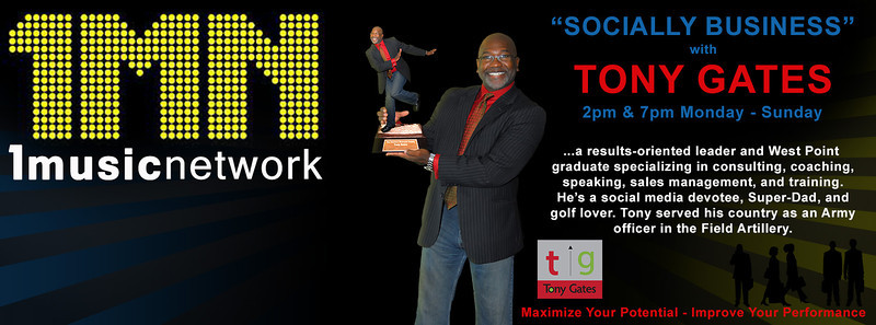 Tony Gates Consulting and Coaching - 1musicnetwork