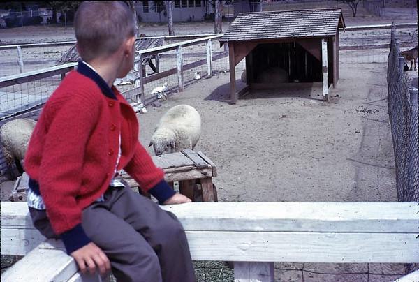 Gary at Wm S Hart Ranch