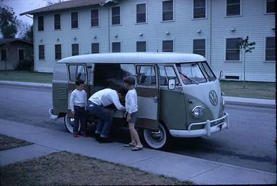1964 Smiths Van Alex, Gary, David