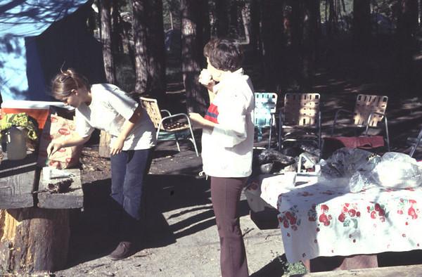 camping linda and pat