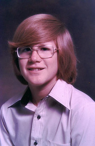 This is Johns high school picture and was taken at Newberry Park.