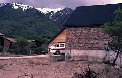 Maguire's house in Layton, Utah.