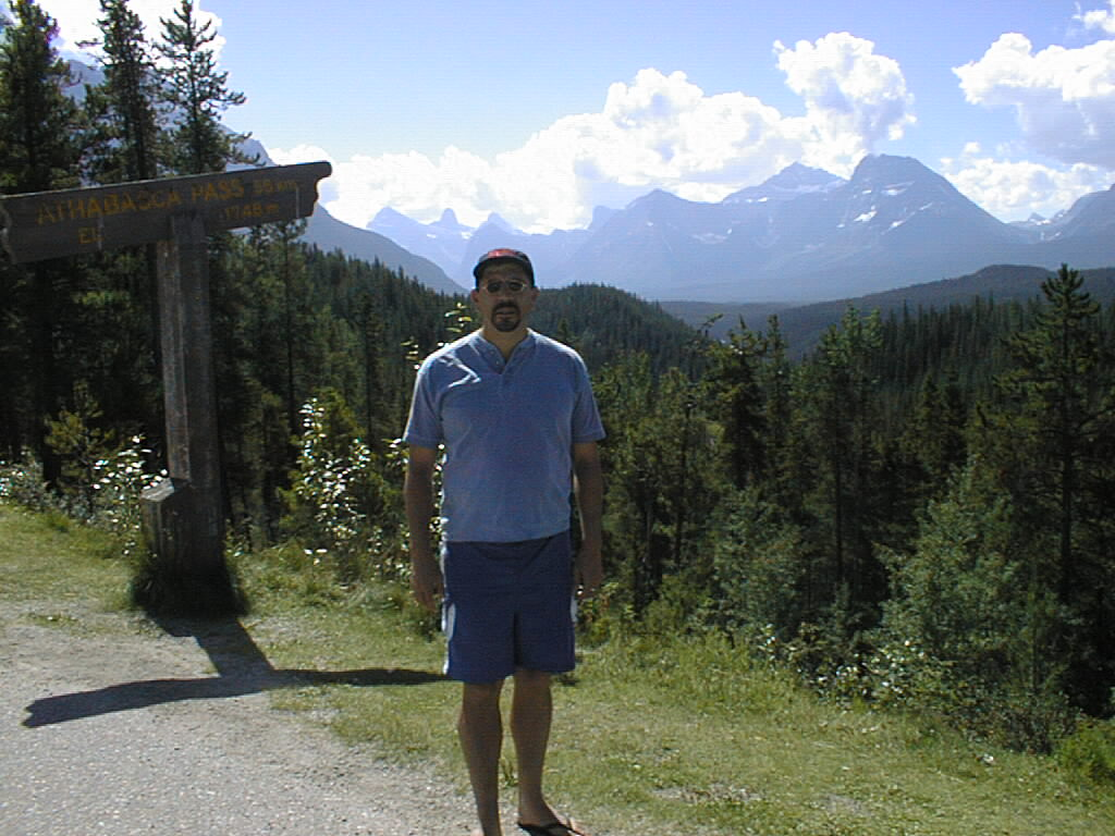Northwest Tour 2000 - July-August, 2000 - Jasper National Park, Alberta, Canada
