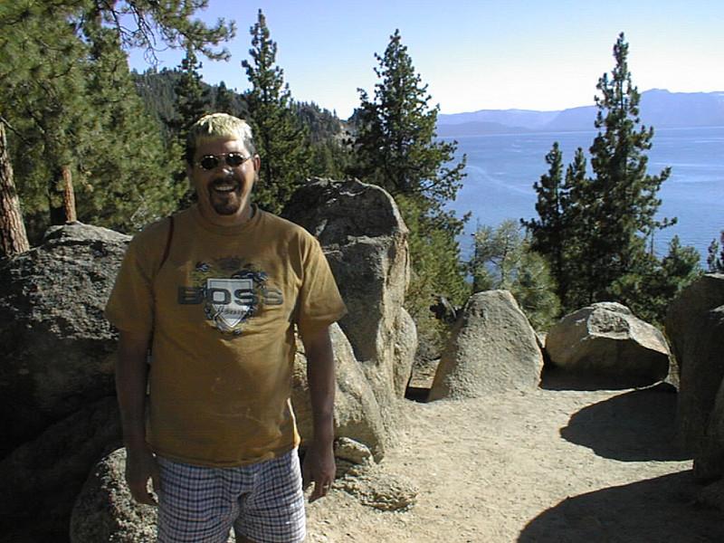 Northwest Tour 2000 - July-August, 2000 - Lake Tahoe, Nevada