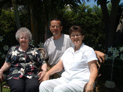 Patricia Edberg, Gary Edberg, Linda Maguire,