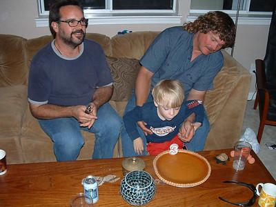 Jeff, Shoufre, Danny