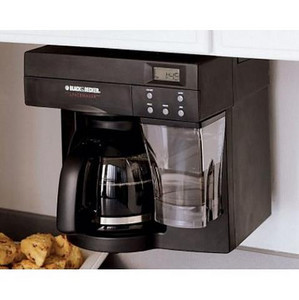 My new coffee maker for the motorhome