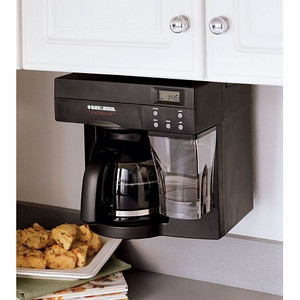 New coffee maker for the motorhome