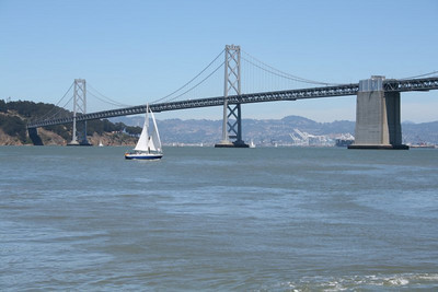 Bay Bridge - 2007 Living Sober Conference, San Francisco, CA
