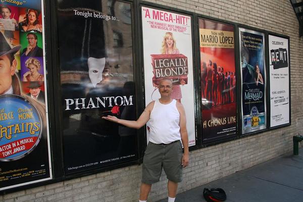 New York City, New York - June 2008