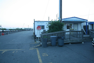 Liberty Harbor RV Park, Jersey City, New Jersey