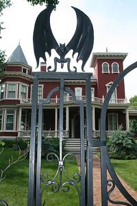 Stephen King Home, Bangor, Maine