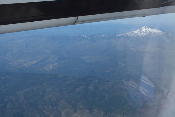 Cascades Range, Oregon