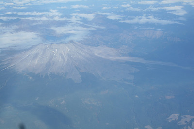 Mount St Helens, Washington