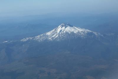 Mount Hood, Cascades Range, Oregon