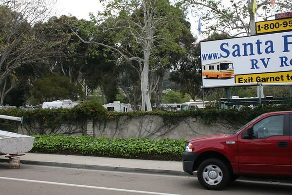 Santa Fe Park RV Resort, San Diego, CA