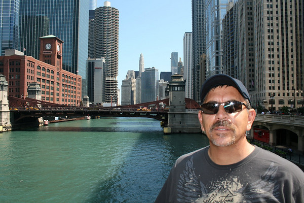 Joe in Chicago